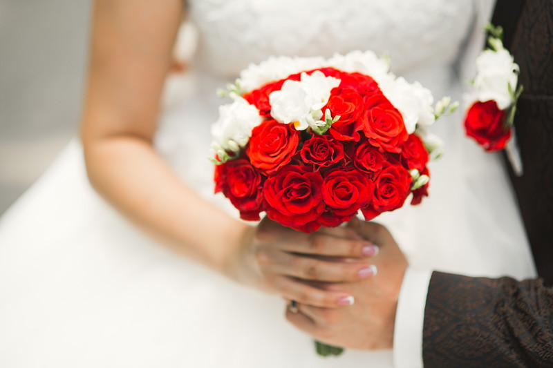 結婚 ブーケ